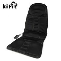 KIFIT Nowy 2 W 1 Domu i Samochodu Seat Pad Masażu Szyi Masażu Masaż Pleców Krzesło Poduszki Narzędzia Do Pielęgnacji Ciała