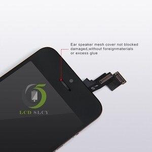 Image 2 - ЖК дисплей Pantalla для iPhone 5C, экран с дигитайзером и сенсорным экраном AAA +++, сменная деталь в сборе, закаленная пленка с инструментами