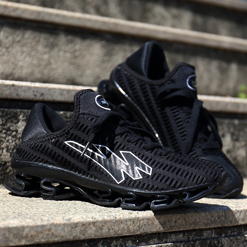Mens Running Shoes Breathable Cushioning Stylish Male Sneaker Nonslip Blade Sole Outdoor Trail Walking Tourism Sports Shoes NewMens Running Shoes Breathable Cushioning Stylish Male Sneaker Nonslip Blade Sole Outdoor Trail Walking Tourism Sports Shoes New