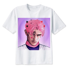 lil peep T Shirt Men Summer Graphic Tees rap rapper t-shirt Male hip-hop hiphop hip hop lil peep T tShirt