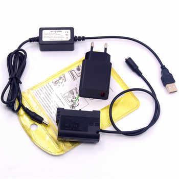 USB cable 5V3A charger+EN-EL15 MB-D15 dummy battery EP-5B DC Coupler for Nikon Z7 Z6 D7500 D7200 D850 D810 D800 D800E D750 D610 - SALE ITEM Consumer Electronics