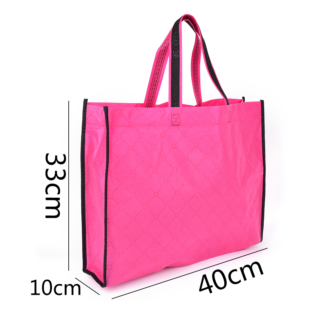 1f03692e436 1PCS Eco Shopping Bag Reusable Cloth Fabric Grocery Packing Recyclable  Hight Design Healthy Tote Handbag Wholesale-in Shopping Bags from Luggage    Bags on ...