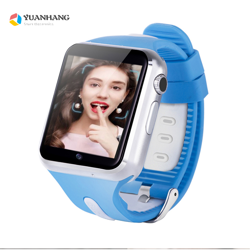 Smart Remote Camera GPS LBS WIFI Location 3G SOS Call Monitor Tracker Alarm Phone Watch Wristwatch for Kid Elder Child Student yuanhang smart universal gps lbs tracker locator sos call watch for elder parents heart rate monitor alarm anti lost wristwatch