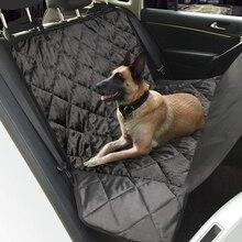 Tapis de couverture de siège arrière de voiture de chien d'animal familier style imperméable de hamac et couverture arrière de SUV pour des produits d'animal familier accessoires de chien