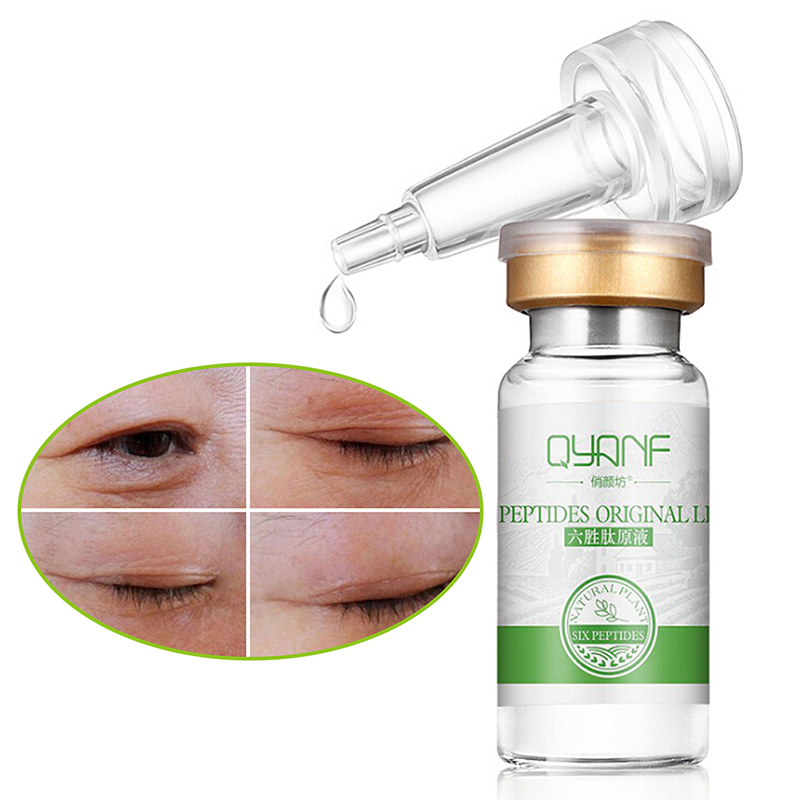10ml Six Peptides Original Liquid Anti Aging Serum Wrinkle Removal Cream Skin Care