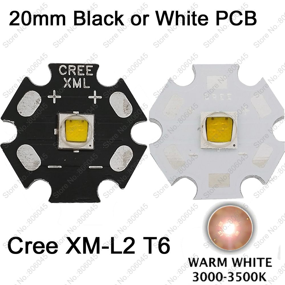 Home original cree xm l2 xml2 led emitter lamp light cold white - Getsubject Aeproduct Getsubject