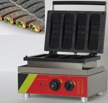 Electric stuffed waffle maker, stuffed crispy waffle machine, stuffed waffle machine