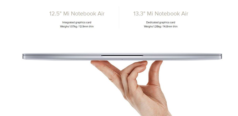 Mi Notebook Air 4