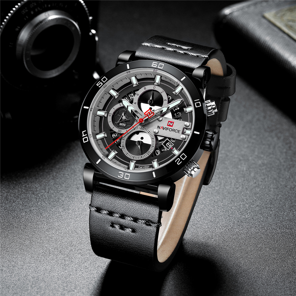Naviforce NF9131 Watch