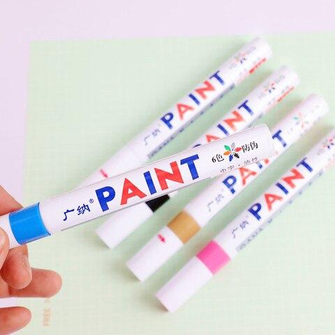 a base de oleo tinta marcadores para