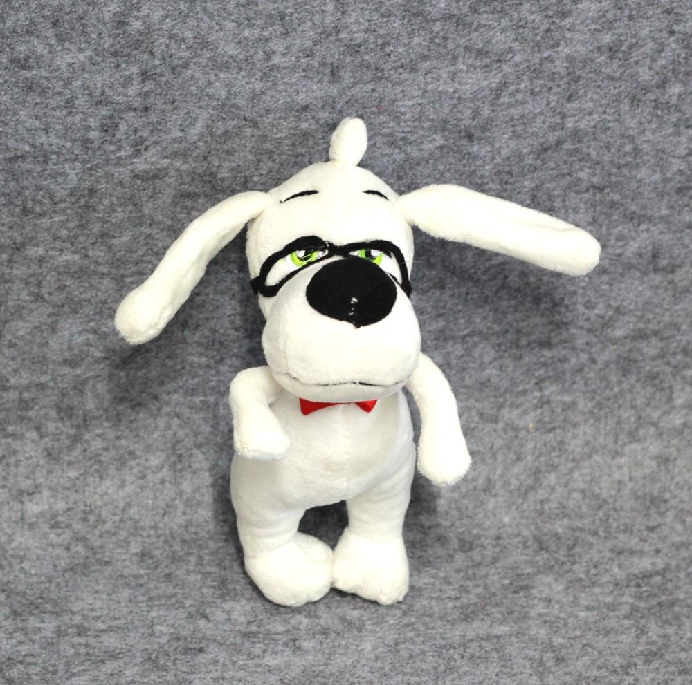 Mr. Peabody & Sherman plush toy dog stuffed gift for kids child 20cm 8.66