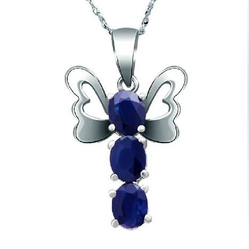 Collares Qi Xuan_Dark Blue Stone Dragonfly Pendant Necklace_Dark Blue Necklace_Quality Guaranteed_Manufacturer Directly Sales Collares Qi Xuan_Dark Blue Stone Dragonfly Pendant Necklace_Dark Blue Necklace_Quality Guaranteed_Manufacturer Directly Sales