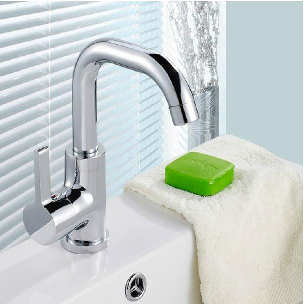 High Quality Bathroom Sink Faucet Basin Mixer Brass Cold And Hot Mixer For Sink Torneira De Banheiro Tap Bathroom kemaidi high quality brass morden kitchen faucet mixer tap bathroom sink hot and cold torneira de cozinha with two function
