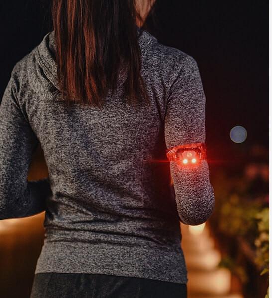 Image 3 - New Youpin Beebest IP45 Waterproof Headlamp Ultralight Adjustable Head Torch flashlight Night Running Hiking Climbing SOS LightSmart Remote Control   -