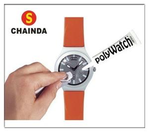 Бесплатная доставка, 1 шт. инструмент для удаления царапин, пластиковый инструмент для часов/акриловое Хрустальное стекло