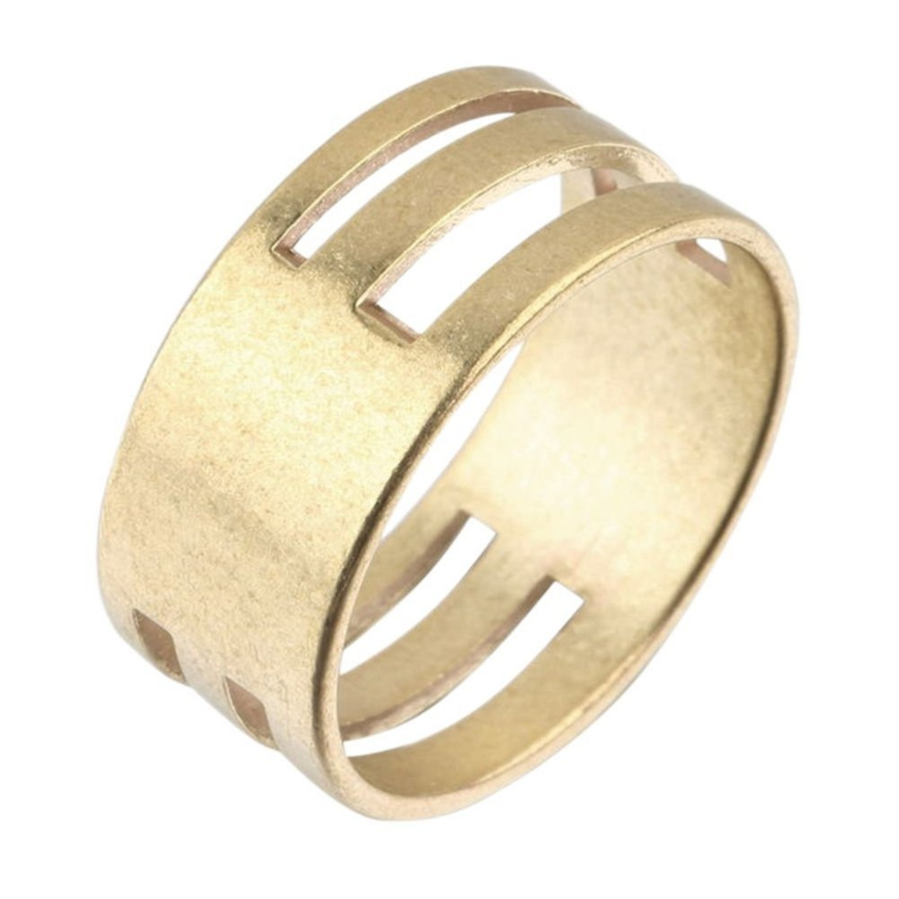 10pcs DIY Raw Brass Jump Ring Findings Open/Close Tool For Jewellery Making