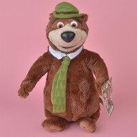 35 cm yoga bear peluş oyuncak, çocuklar Bebek Oyuncak, Brithday Hediye Ücretsiz Kargo