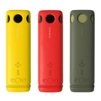 Multi Functional Bluetooth Speaker Waterproof 8000MAH Battery Power Bank Flashlight Speaker Support FM TF Card MP3