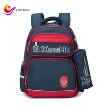 QIXINGHU New School Bag Large capacity Oxford Schoolbag Primary boy Girl Bookbag Backpack College Kid Middle Student book Bag