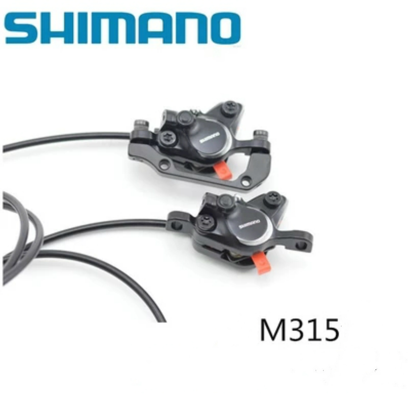 SHIMANO BR BL M355 Hydraulic Disc Brake MTB Mountain Bike Calipers Left /& Right