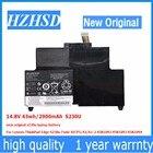 14.8V 43wh/2900mAh S230U new original laptop battery For Lenovo ThinkPad Edge S230u Twist 4ICP5/42/61-2 45N1092 45N1093