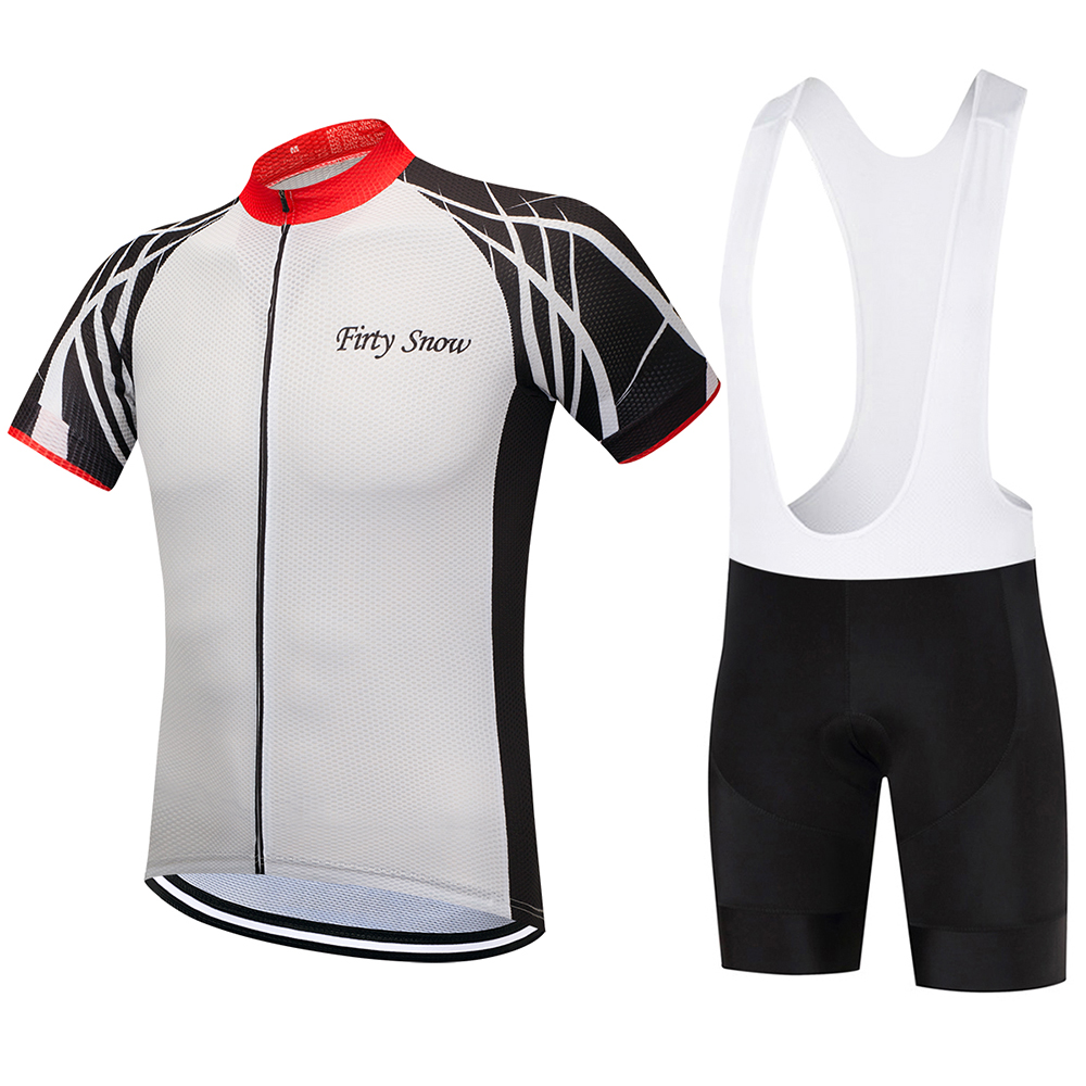 Firty snow Men Cycling Sets Mtb Jersey Mountain Bike Clothes Ropa Ciclismo 2017 Maillot /Wear Summer Cycling Clothing