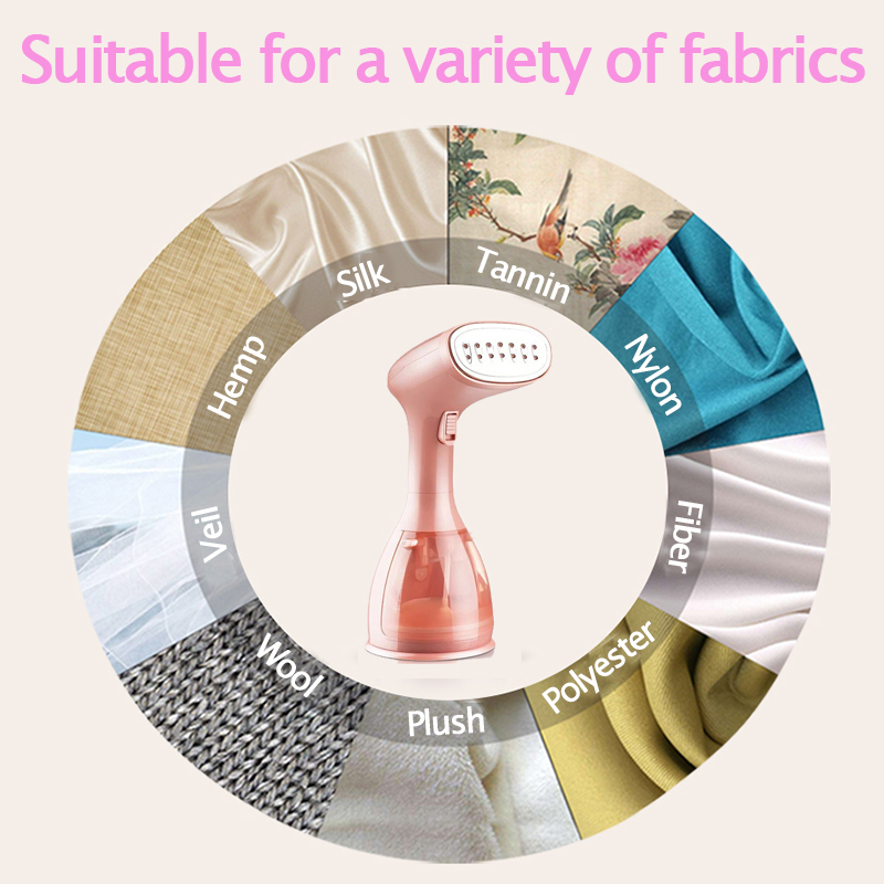 Handheld Steam Iron Garment Steamer For Clothes For Travelling
