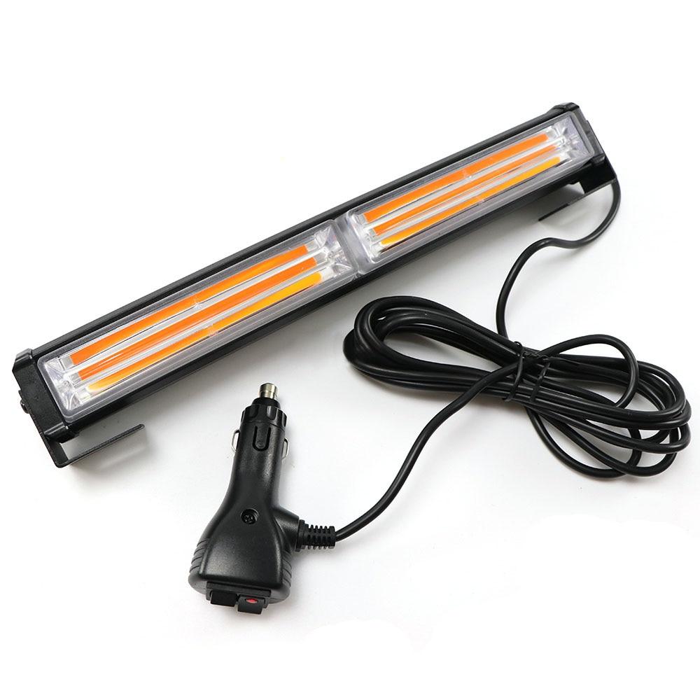 HEHEMM 36W LED Light Strobe Warning Lights Emergency