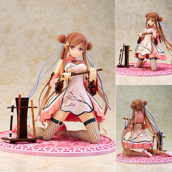 SKYTUBE PREMIUM Chun Mei PVC Action Figure Alphamax Tony Sexy Girl Figure Anime Figure Collection Toys Gift