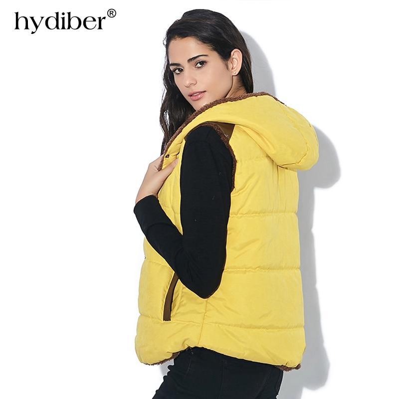 M-XXXL 2018 Uus brändi kevadsügis Slim Velvet Naiste Vestjakk Soe puuvillane kapuutsiga talve pluss suurus vöö naissoost