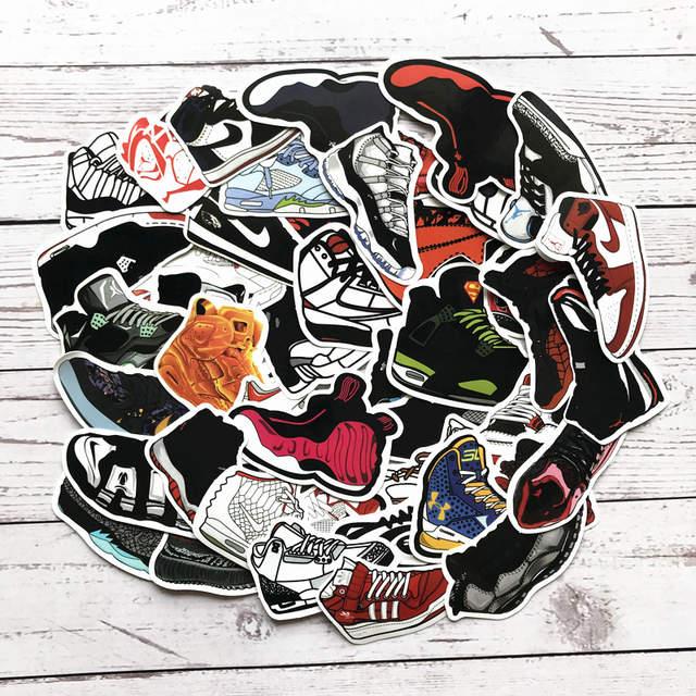 Jordan Shoe Stickers | D i b u j o s en 2019 | Fondos de