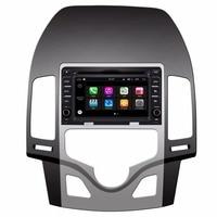 Android 7.1 Car Radio Video Player for Hyundai I30 Auto AC/I30 manual AC DVD GPS