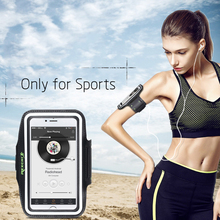 Дышащие нарукавники для телефонов для iphone 8, универсальные беговые Наплечные сумки для телефонов, держатель для телефона для samsung S7 edge Note 8 Plus