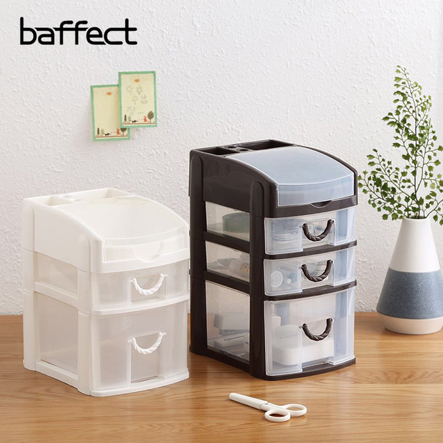 multi layered with drawers cover large space classified storage box