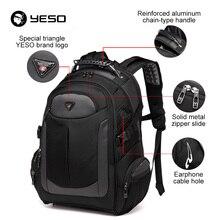 Backpack Men's Computer Laptop Travel Bag