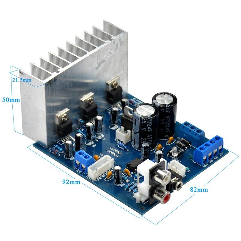 AIYIMA Power Verstärker Audio Board 2,1 ST TDA2030A Stereo Verstärker DIY Für Heimkino Sound System