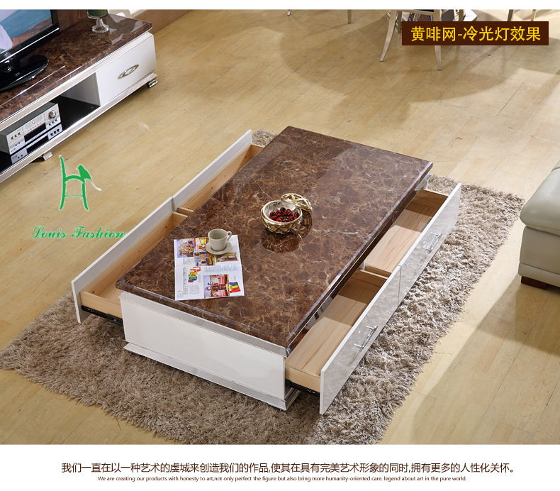 online get cheap marmor couchtisch moderne -aliexpress.com ... - Marmor Wohnzimmer Tische