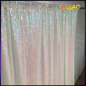 5FT*6FT/10FT*10FT White/Gold Sequin Backdrops,Party Wedding Photo Booth Backdrop Decoration,Sequin curtains,Drape,Sequin panels фото