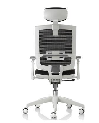 Multifonctionnel chaise de bureau société du personnel maillage chaise patron chaise inclinable arc chaise d'ordinateur.
