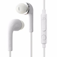 3.5mm Headphones Noise Cancelling Jack Microphone Earphones In-ear Earbuds Wired Headset Universal for All Phone MP3/MP4 Players