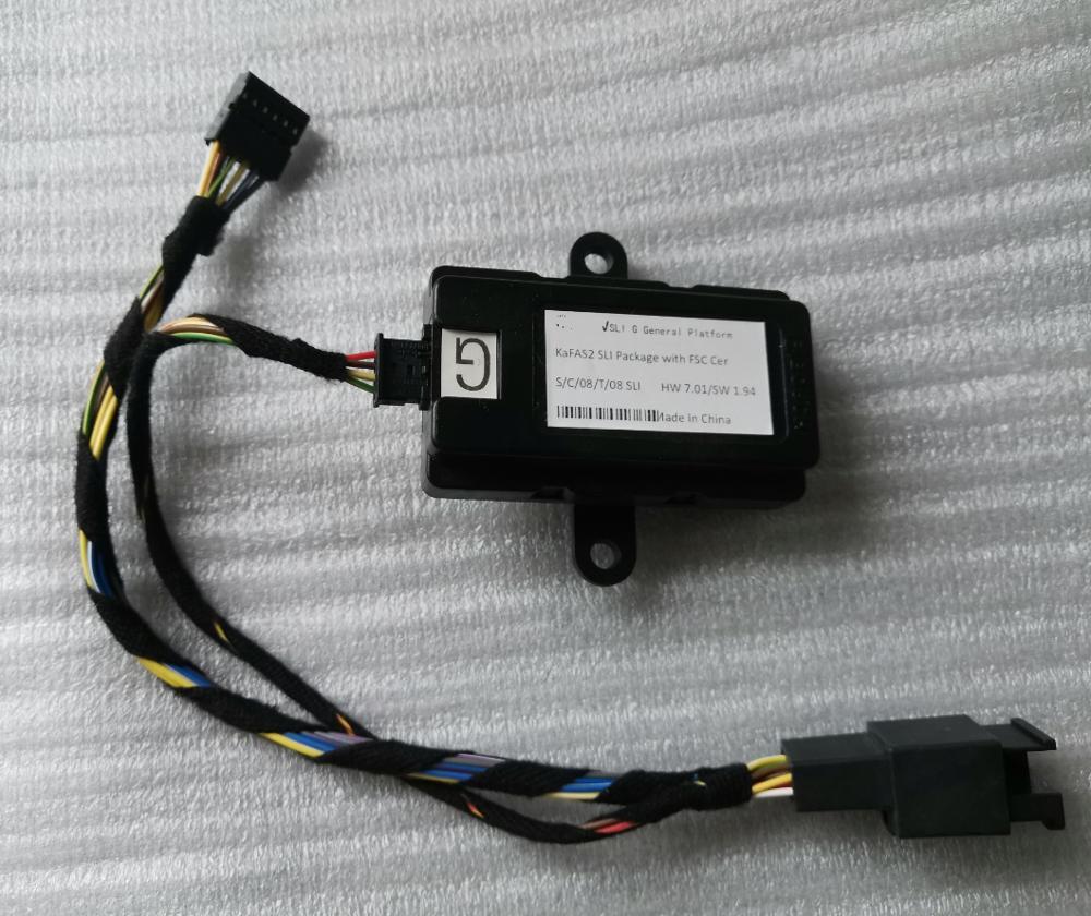 Speed Limit Information SLI Emulator for NBT G Series Retrofit(China)