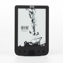 8GB Новые Электронные книги ридер 6 дюймов e-ink экран 800x600 электронная книга ридер отправить подарок крышка e ридер книга