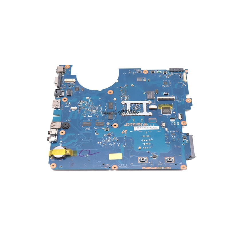Nokotion BA92-07786A BA92-07786B BA41-01572A for samsung NP-R525 R525 Laptop motherboard DDR3 Only HD6600M