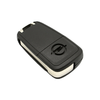 remote key WhatsKey 3 Buttons Folding Car Key Shell Remote Flip Fob Case For Opel Vauxhall Astra H Insignia J Vectra C Omega G Corsa D (3)
