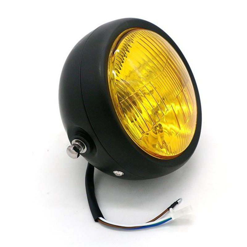 cheapest 2Pcs Universal L6X LED DIY Motorcycle headlight Bulb Motorbike Waterproof Fog Spot 8000LM Moto Spotlight for Suzuki  Honda 12V