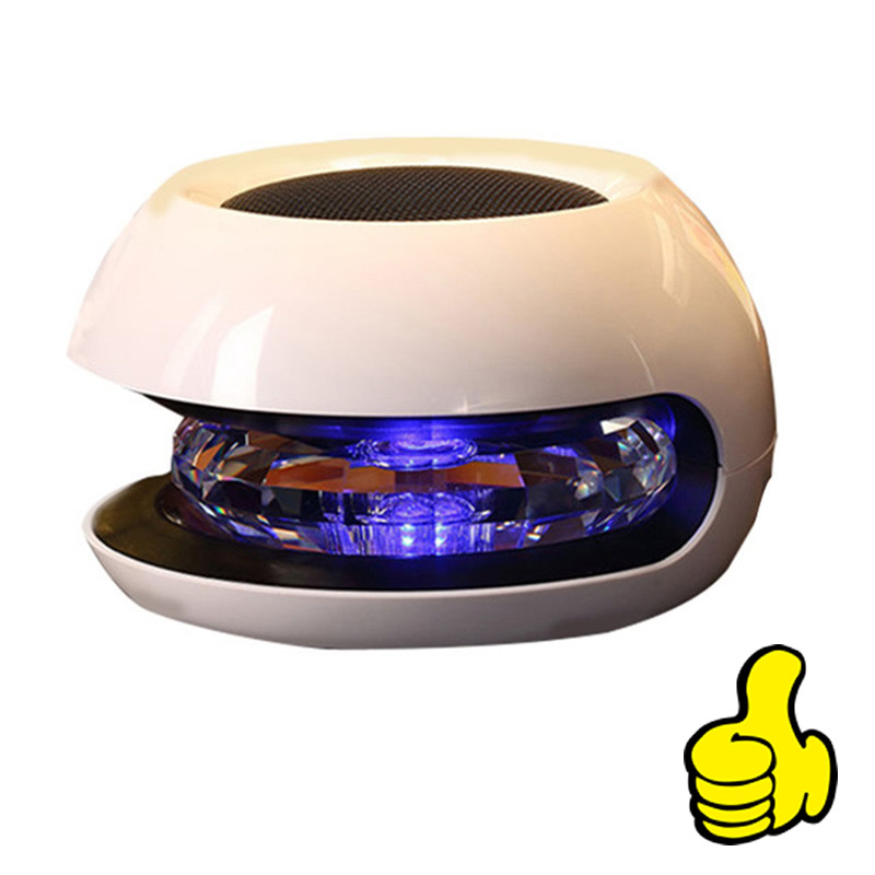 2017 New Arrival Crystal Car Air Purifier Solar energy Aroma Air Cleaner Negative ions Effectively purify Air wholesale solar energy air humidifier car air purifier with filtration system