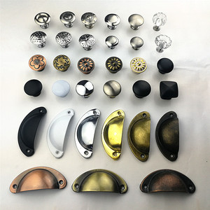 Image 1 - variety style color Stainless steel Door Drawer Cabinet Wardrobe Pull Handle Knobs furniture Hardware handle Wholesale