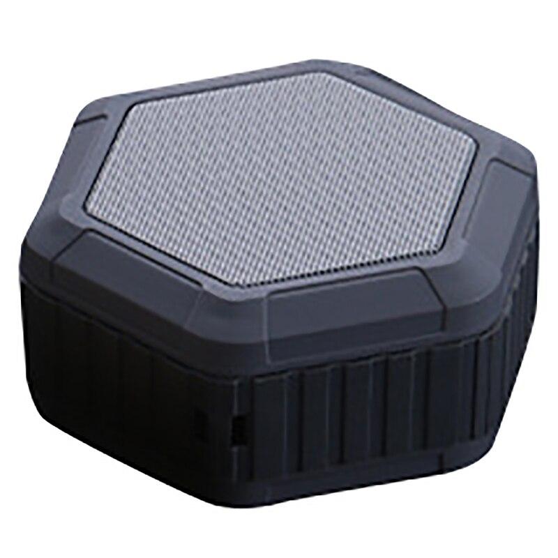 Bluetooth Speaker Wireless Portable Outdoors Subwoofer Speaker Ipx7 Waterfoor Dustproof Music Loudspeaker Box in Portable Speakers from Consumer Electronics