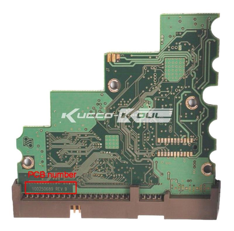 hard drive parts PCB logic board printed circuit board 100250689 for Seagate 3.5 IDE/PATA hdd data recovery hard drive repair