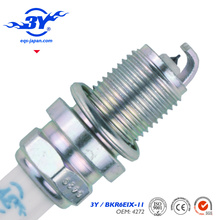 4 pçs/lote. BKR6EIX-11 4272 BKR6EIX 11 Poder Iridium Spark Plug Para Toyota Lexus Suzuki Subaru BKR6EIX11
